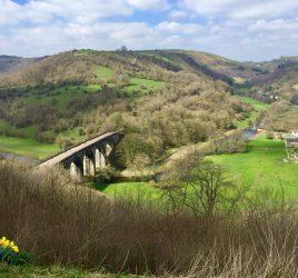The Headstone Viaduct - Monsal Trail