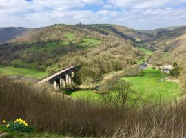 The Headstone Viaduct - Monsal Trail